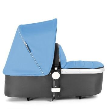Froggy® Kinderwagen MAGICA Blau - 5