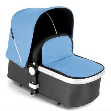Froggy® Kinderwagen MAGICA Blau - 6