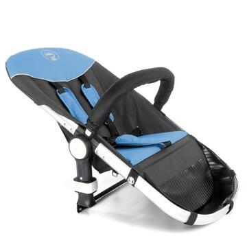 Froggy® Kinderwagen MAGICA Blau - 7