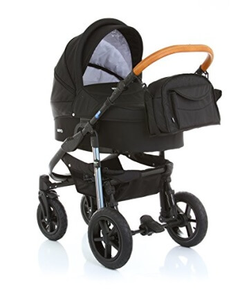 My Junior+® Miyo Kombikinderwagen 3 in 1-3 Years Guarantee-Autositz (11-Teile-Set) - 3