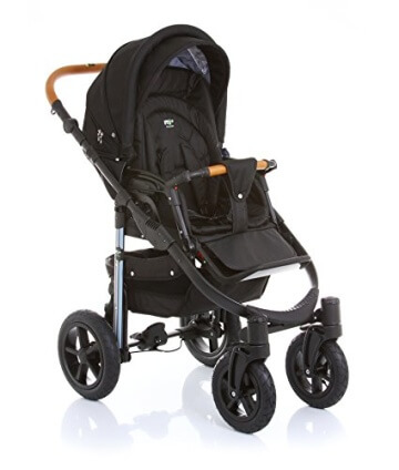 My Junior+® Miyo Kombikinderwagen 3 in 1-3 Years Guarantee-Autositz (11-Teile-Set) - 4