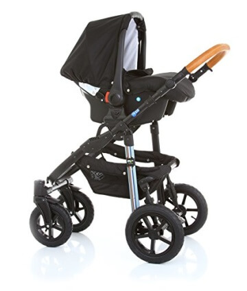 My Junior+® Miyo Kombikinderwagen 3 in 1-3 Years Guarantee-Autositz (11-Teile-Set) - 7