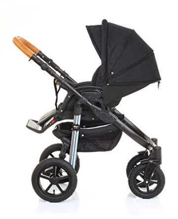 My Junior+® Miyo Kombikinderwagen 3 in 1-3 Years Guarantee-Autositz (11-Teile-Set) - 9